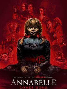 Annabelle – La Maison Du Mal ?