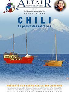 ALTAÏR Conférence - Chili, La poésie des extrêmes