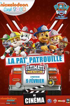 Pat' Patrouille au cinéma
