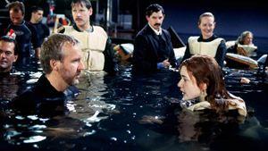 Titanic : 30 photos de tournage qui dévoilent les coulisses du film