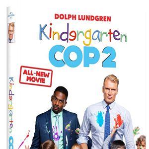 Poster du film Un flic à la maternelle 2 en streaming VF