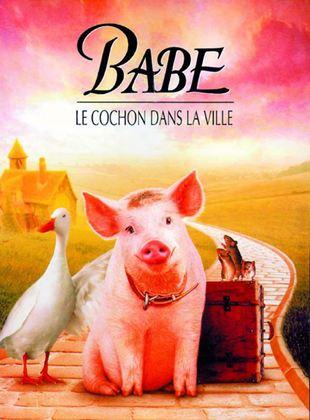 Bande-annonce Babe, le cochon dans la ville