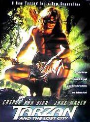Bande-annonce Tarzan et la cité perdue