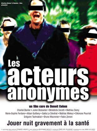 Bande-annonce Les Acteurs anonymes