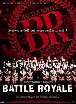 Bande-annonce Battle Royale