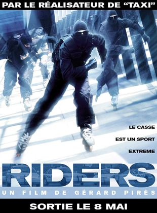 Bande-annonce Riders