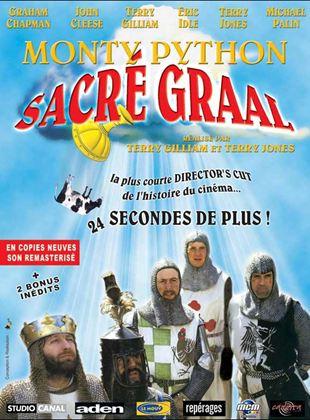 Bande-annonce Monty Python, sacré Graal