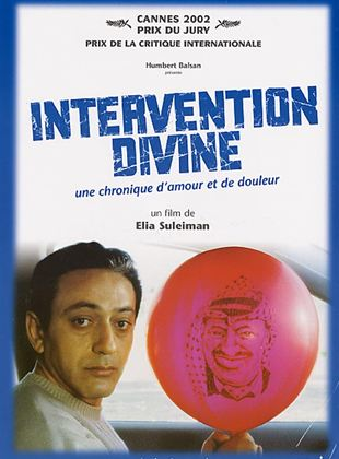 Bande-annonce Intervention divine