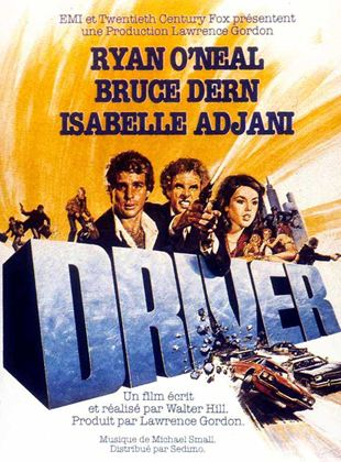 Bande-annonce The Driver