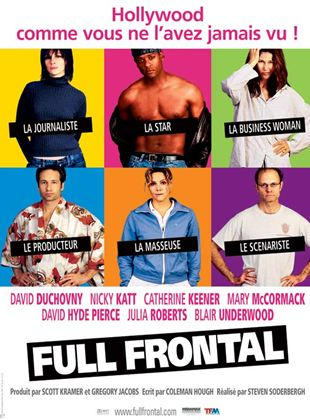 Bande-annonce Full Frontal