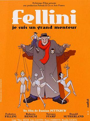 Bande-annonce Fellini - je suis un grand menteur