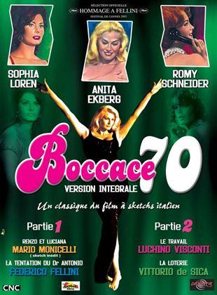 Bande-annonce Boccace 70
