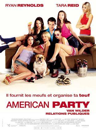Bande-annonce American party - Van Wilder relations publiques