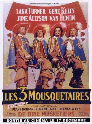 Bande-annonce Les Trois mousquetaires