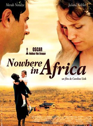 Bande-annonce Nowhere in Africa