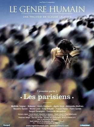 Bande-annonce Les Parisiens