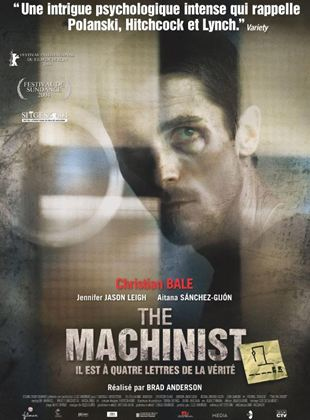 Bande-annonce The Machinist
