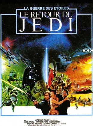 Bande-annonce Star Wars : Episode VI - Le Retour du Jedi