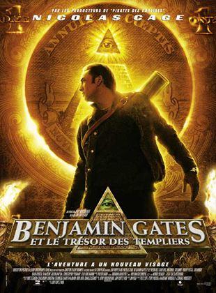 Bande-annonce Benjamin Gates et le Trésor des Templiers