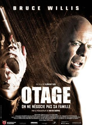 Bande-annonce Otage
