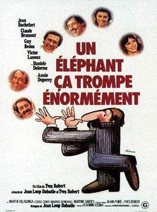 Un éléphant, ça trompe énormément