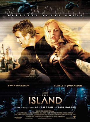 Bande-annonce The Island