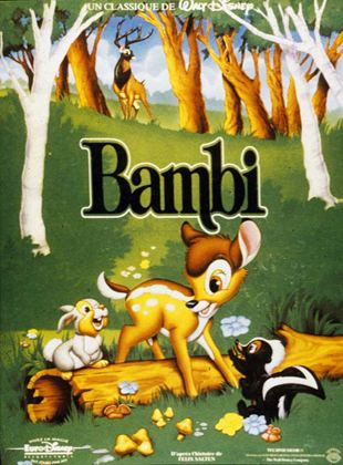 Bande-annonce Bambi