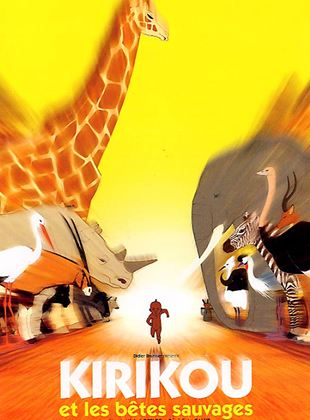 Bande-annonce Kirikou et les bêtes sauvages