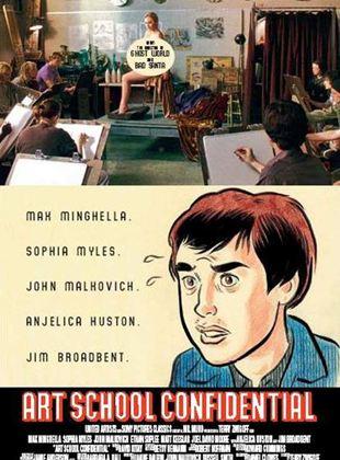 Bande-annonce Art School Confidential