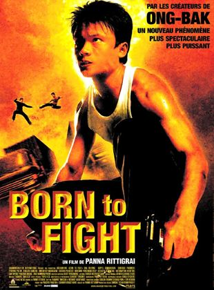 Bande-annonce Born to Fight