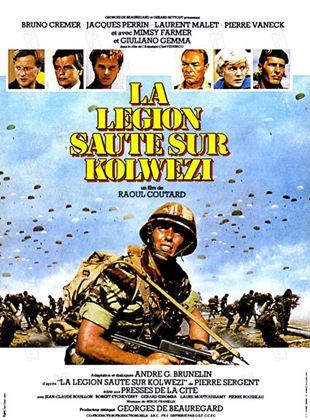 Bande-annonce La Légion saute sur Kolwezi