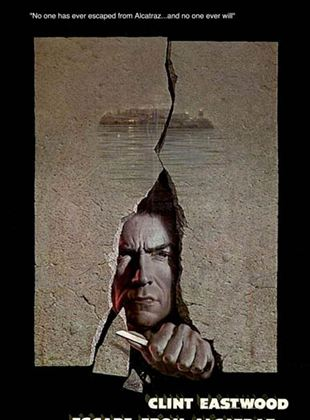 Bande-annonce L'Evadé d'Alcatraz