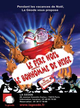 Bande-annonce Le Père Noël contre le bonhomme de neige