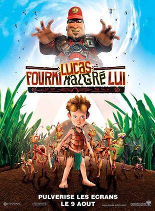 Bande-annonce Lucas, fourmi malgré lui