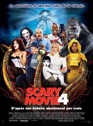 Bande-annonce Scary Movie 4