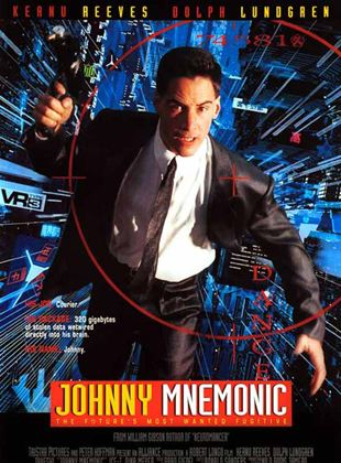 Bande-annonce Johnny Mnemonic