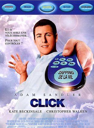 Click : Télécommandez votre vie streaming