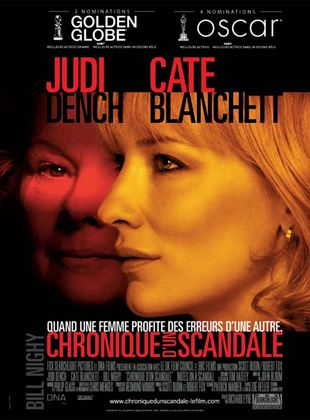 Chronique D Un Scandale Film 2006 Allocine