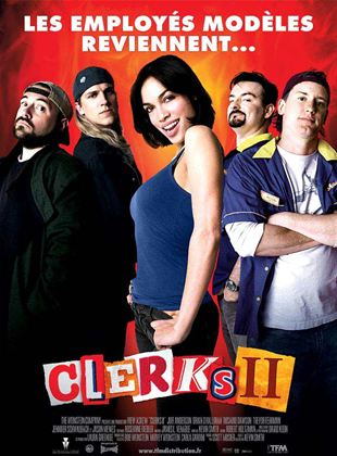 Bande-annonce Clerks II