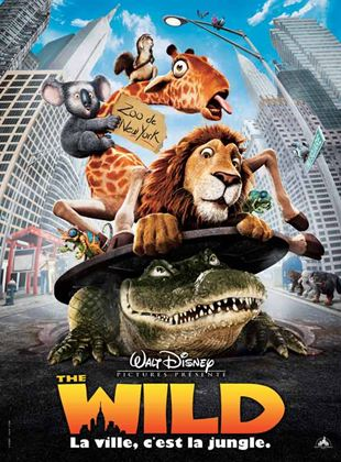Bande-annonce The Wild