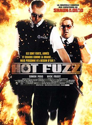 Bande-annonce Hot Fuzz