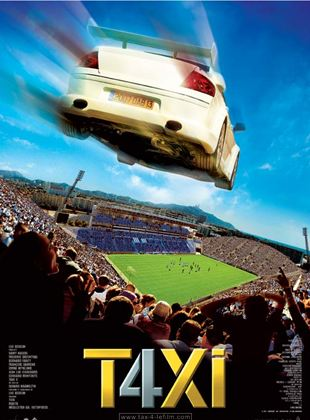 Bande-annonce Taxi 4