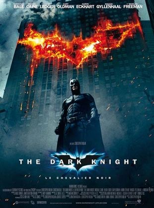 Bande-annonce The Dark Knight, Le Chevalier Noir