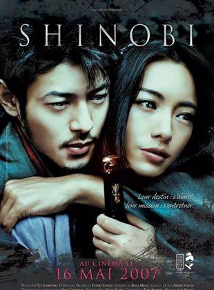 Bande-annonce Shinobi