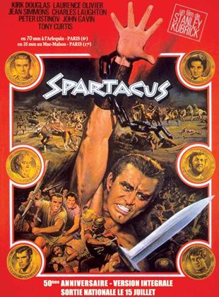 Bande-annonce Spartacus
