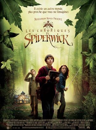 Bande-annonce Les Chroniques de Spiderwick
