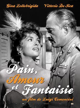 Bande-annonce Pain, amour et fantaisie