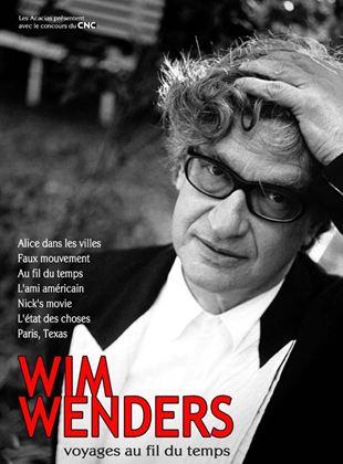 Wim Wenders, voyages au fil du temps