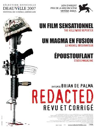 Bande-annonce Redacted