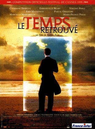 Bande-annonce Le Temps retrouvé, d'après l'oeuvre de Marcel Proust